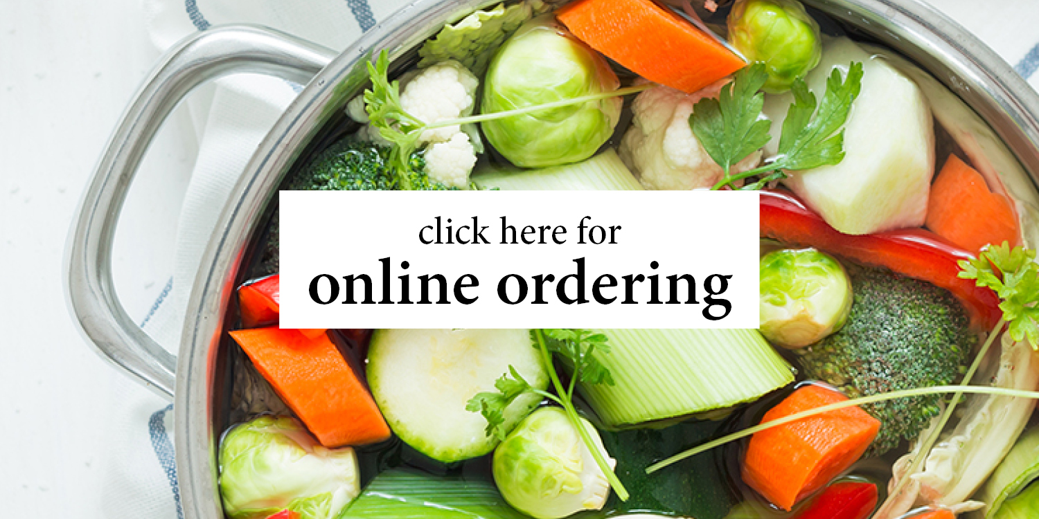 click here for online ordering
